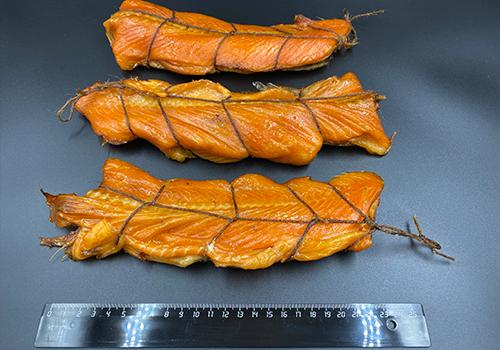 Хребты лосося копченые купить оптом цена от производителя